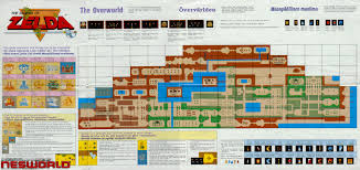 legend of zelda map with cheats how are you meant to find dungeon 7 legitimately the legend of