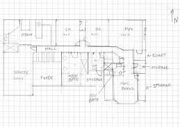 kitchen floor plans designs house plan graph paper for floor outstanding grid printable charvoo