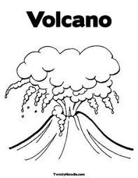 all about volcanoes earth space volcanoes and science worksheets