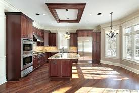 kitchen color ideas with cherry cabinets kitchen colors cherry cabinet traditional medium wood cherry kitchen