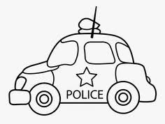 simple car transportation coloring pages kids printable free