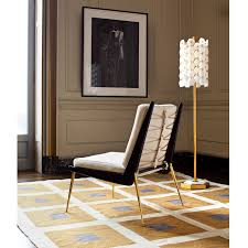 vienna brass floor lamp modern floor lamps jonathan adler