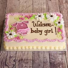 baby showers for girl baby shower sheet cakes for a girl search pinteres