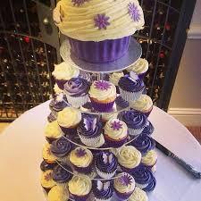 wedding cupcake tower wedding cupcake tower picture of glamorose cakes swindon