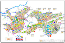 Nih Map Bahria Enclave Islamabad Map Map Bahria Enclave Islamabad All Sectors