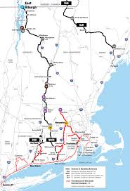 Amtrak Northeast Regional Map by Genesee U0026 Wyoming Inc Enters Into Agreement To Acquire Providence
