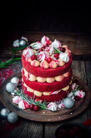 red velvet christmas cake with csr sugar sugar et al