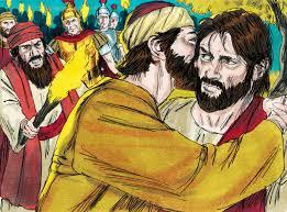 bible fun for kids peter denies jesus and the trials of jesus