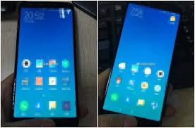 Redmi 5 Plus Screen Xiaomi Redmi 5 Plus Leaks In Real Images