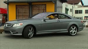 mercedes cl550 coupe 2011 mercedes cl550 4matic review roadshow