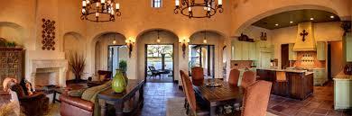 hacienda style house plan house design plans
