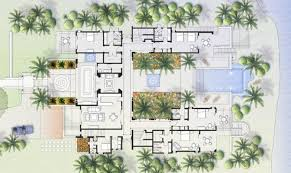 22 artistic spanish hacienda floor plans house plans 53012