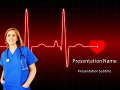 heart cancer template powerpoint powerpoint backgrounds