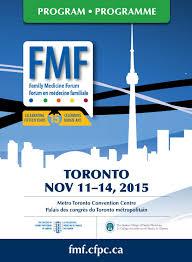family doctors garden city family medicine forum 2015 program by family medicine forum issuu