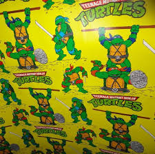 tmnt wrapping paper 54 best tmnt images on mutant turtles