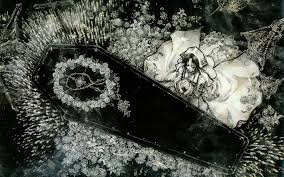 trinity wallpapers trinity blood anime dark tombstones walldevil