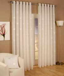 Nursery Curtains Uk by Miami Eyelet Voile Curtains Natural Free Uk Delivery Terrys