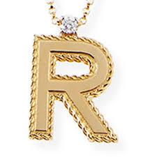 best 25 diamond initial necklace ideas on pinterest