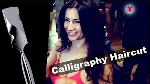 calligraphy haircut reviews style trend obsession youtube