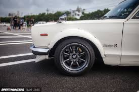 nissan skyline stud pattern this hakosuka is a part of the family speedhunters