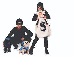 halloween costume robber cops robbers and a stylin u0027 moneybag u2022 sass u0026 smalls