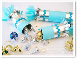 christmas poppers party favors new year s poppers