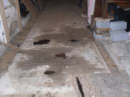 Barn Floor Barn Floor Foundation Repair Tractor Forum Your Online Tractor