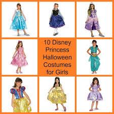 Princess Halloween Costumes Girls Disney Princess Halloween Costumes Girls