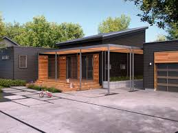 two story eichler prefab house contemporary energy efficient two story