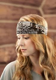 boho headbands wide boho headband paisley stretch headband sparkle print hair