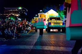 When Is The Parade Of Lights 3 Holiday Light Parades To See In The Valley Abc15 Arizona