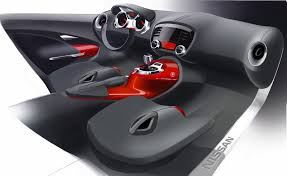 nissan juke interior nissan juke page 10 car body design