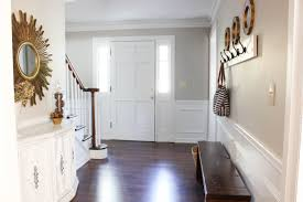 How To Build A Entryway Bench With Storage Entryway Makeover Erin Spain
