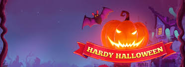 halloween banner png hardy halloween game made by take games studio