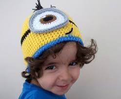 baby minion costume minion hats crochet baby yellow minion hat