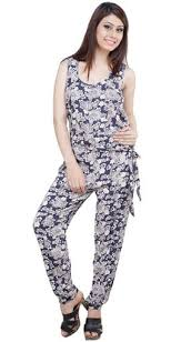 buy jumpsuit buy vvoguish three quarter jumpsuit from category jumpsuits