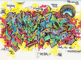 mural graffiti art january 2010