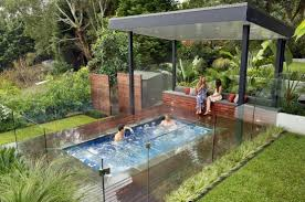 endless lap pool plunge pool design ideas get inspired by photos of plunge pools