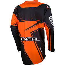 motocross gear manufacturers oneal element 2017 racewear motocross jersey breathable off road