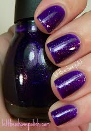 let them have polish sinful colors