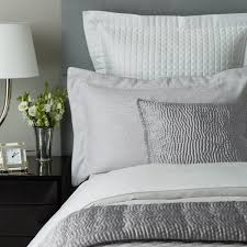 White Bed Sheets Twitter Header Glamorous Bedding Beaumont Silver Bed Linen At Bedeck Home