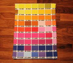 pantonecolorchart fabric tammikins spoonflower