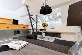 cool small apartments cool small attic loft apartment with minimalist design idesignarch