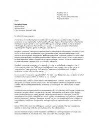 change of business address letter u2013 the letter sample