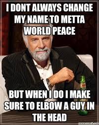 World Peace Meme - world peace