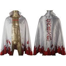 cape for halloween costume naruto 7th hokage naruto uzumaki cape cloak robe halloween cosplay
