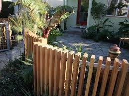 Fence Backyard Ideas by Best 25 Yard Fencing Ideas Only On Pinterest Front Yard Fence