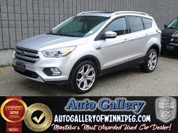 Ford Escape Awd - 2017 ford escape titanium awd nav 29 991 winnipeg auto