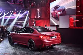 bmw germany germany 2018 bmw m5 revealed team bhp