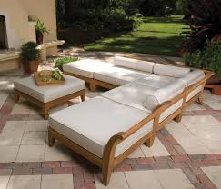 Patio Furniture Sectional - exterior classic smith and hawken patio furniture with classic